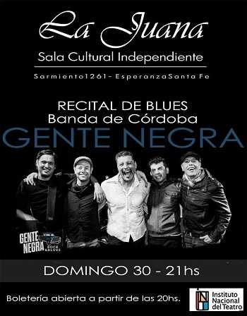 RECITAL DE BLUES